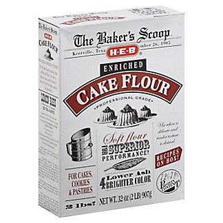 H-E-B Enriched Cake Flour,2 LBS