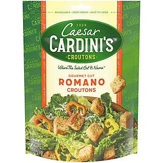 Cardinis ROMANO CHEESE CROUTONS,5.00 oz