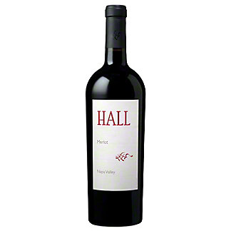 Hall Merlot Napa Valley, 750 ML