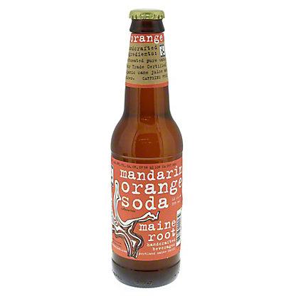 Maine Root Mandarin Orange,12 oz