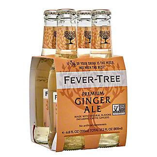 Fever Tree Premium Ginger Ale,4 PK
