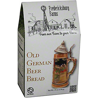 FREDERICKSBURG FARMS Fredericksburg Farms Old German Beer Bread, 19 OZ
