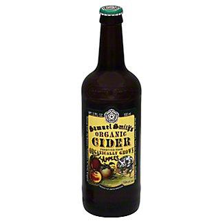 Samuel Smith Organic Cider Bottle,18.7 OZ