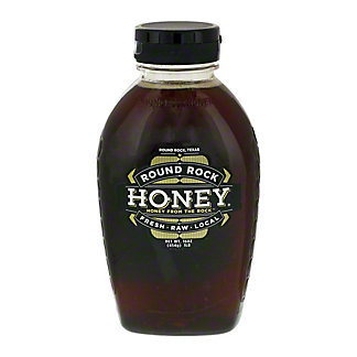 Round Rock Honey, 16 oz