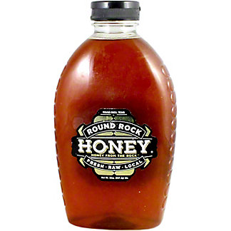 Round Rock Honey, 2 lb