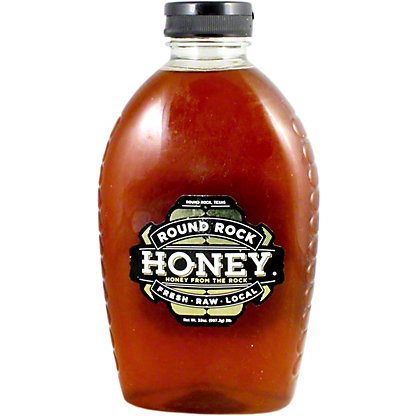 Round Rock Honey, 2 lb