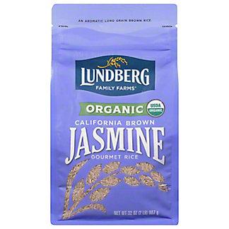 Lundberg Organic California Brown Jasmine Rice, 2 lb