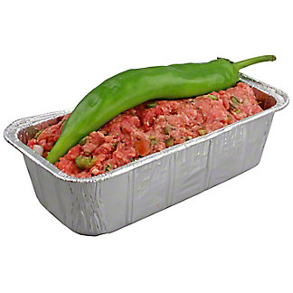 Central Market Hatch Chile Meat Loaf, LBS