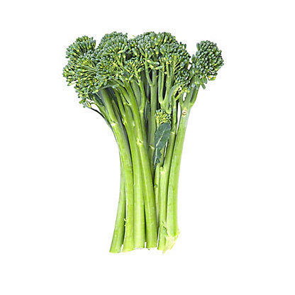 Fresh Organic Sweet Baby Broccoli Bunch, EACH