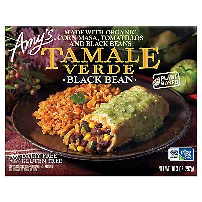 Amy's Black Bean Tamale Verde, 10.3 oz