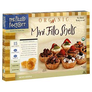 The Fillo Factory Mini Fillo Shells,1.6OZ