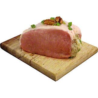 Central Market Hatch Pecan Stuffed Boneless Pork Chop,Lb