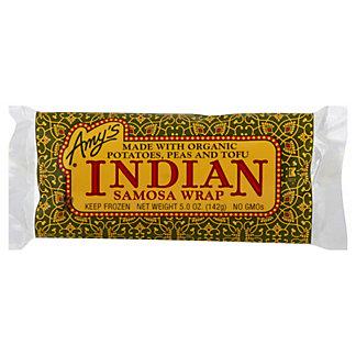 Amy's Indian Samosa Organic Wrap,5 OZ