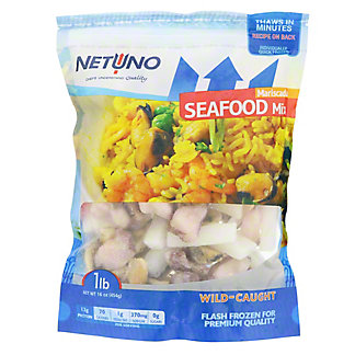 Fish Market Seafood Mix,16OZ