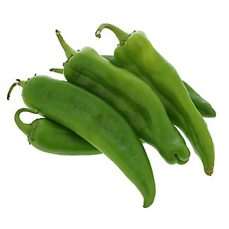 Fresh Hot Hatch Peppers,LB