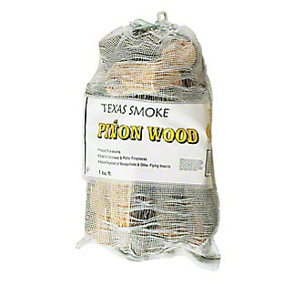 Texas Smoke Pinion Logs,EACH