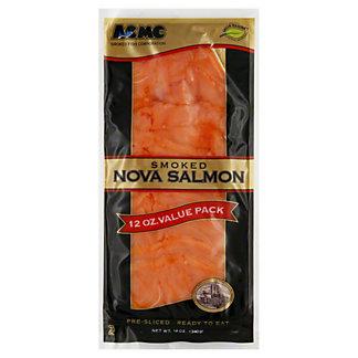 Acme Smoked Nova Salmon,12 OZ