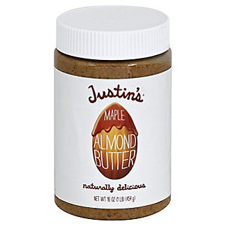 Justin's Maple Almond Butter,16 OZ