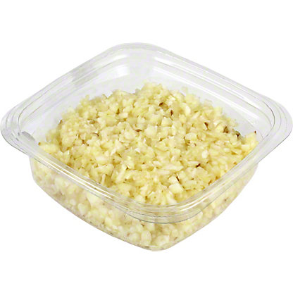 Central Market Minced Garlic, EACH
