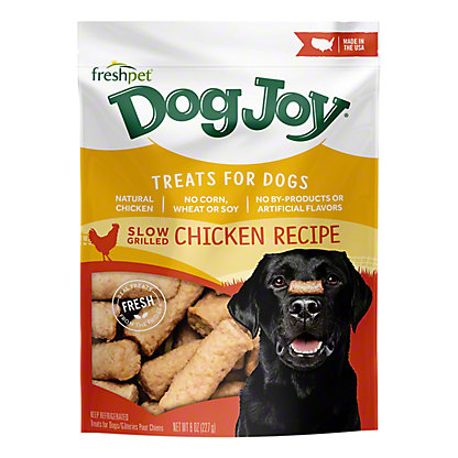 Freshpet The Loved Dog Real Chicken Recipe Treats For Dogs,8 OZ