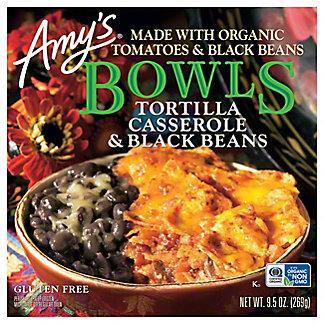 Amy's Tortilla Casserole & Black Beans Bowls, 9.5 oz