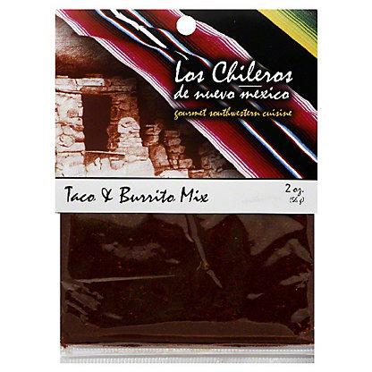 Los Chileros de Nuevo Mexico Taco & Burrito Mix,2 OZ