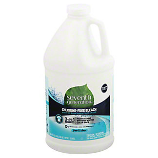 Seventh Generation Chlorine Free Color Safe Ultra Concentrated Bleach, 64 oz