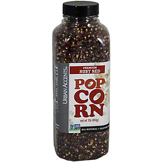 Urban Accents Premium Ruby Red Popcorn,16.0OZ