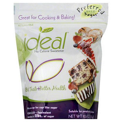 Ideal No Calorie Sweetener Pouch, 10.6 oz