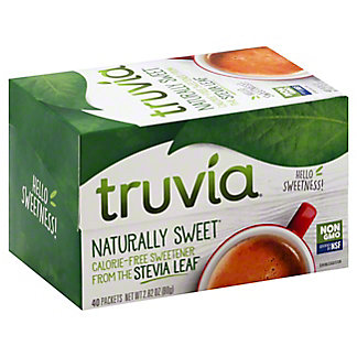 Truvia Calorie-Free Sweetener Packets,40 CT