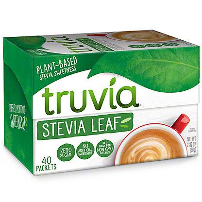 Truvia Calorie-Free Sweetener Packets,40 CT