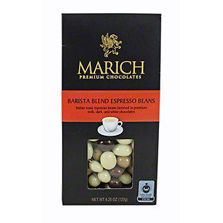 MARICH House Blend Espresso Beans Chocolate, 4.5 OZ