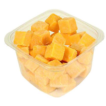 Bella Rosa Cheddar Cheese Cubes
