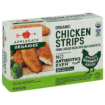 Applegate Organic Chicken Strips,8 OZ