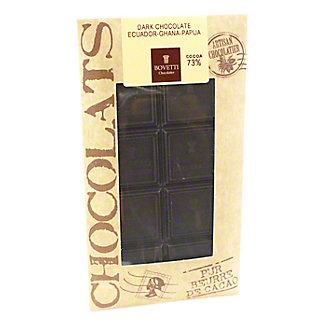 BOVETTI Bovetti Dark Chocolate Bar 73%,100 G