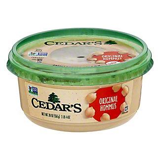 Cedar's Classic Original Hommus,20OZ
