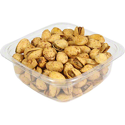 Austinuts Texas Barbecue Pistachios in Shell, lb