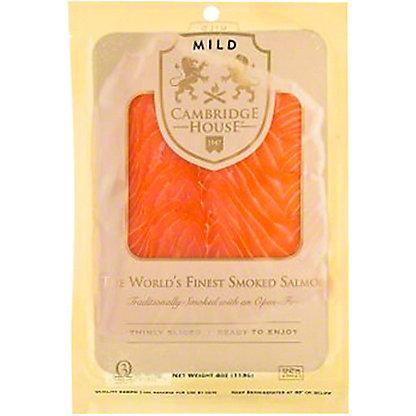 Cambridge House Exceptional Smoked Salmon, 4 oz.