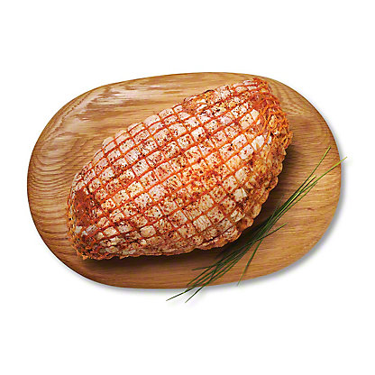 La Boucherie Turducken Roll with Crawfish Jambalya, 5 lb