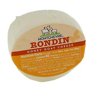 Montchevre Rondin Goat Cheese with Honey,pound