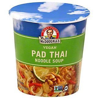 Dr. McDougall's Vegan Pad Thai Noodle Soup,1.9 OZ
