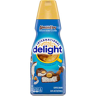 International Delight Gourmet Peter Paul Almond Joy Gourmet Coffee Creamer, 32 oz