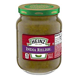 Heinz India Relish, 10 oz