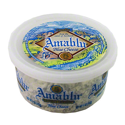 Amablue Blue Cheese Crumbles,5 OZ