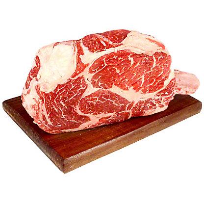 Natural Angus Beef USDA Prime Bone-In Ribeye Steak