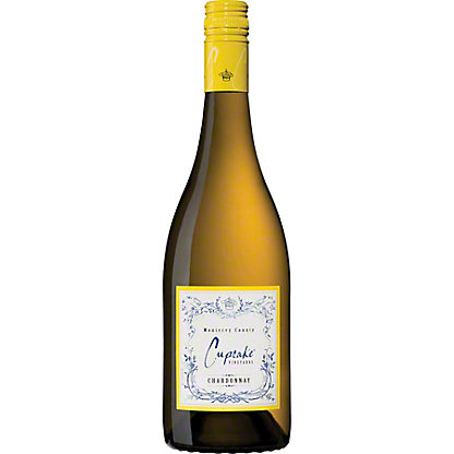 CUPCAKE Chardonnay, 750 ML