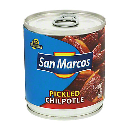 San Marcos Pickled Chipotle,7 OZ