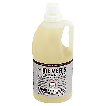 Mrs. Meyer's Lavender Scent Laundry Detergent 64 Loads,64 OZ