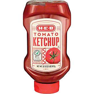 H-E-B Select Ingredients Ketchup,32.00 oz