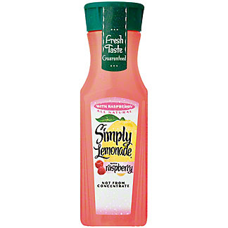 Simply Lemonade with Raspberry,11.5 OZ